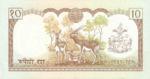Nepal, 10 Rupee, P-0031a sgn.11,B227a