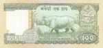Nepal, 100 Rupee, P-0034c,B236b