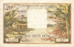 Vietnam, South, 20 Dong, P-0004a,NBV B11a