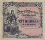 Sweden, 100 Krone, S-0739p