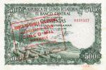 Equatorial Guinea, 5,000 Bipkwele, P-0019