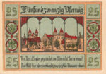 Germany, 25 Pfennig, 8.3b