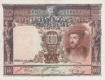 Spain, 1,000 Peseta, P-0070c