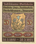 Germany, 50 Pfennig, 995.5