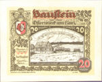 Germany, 20 Mark, 350b