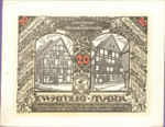 Germany, 20 Mark, 350c