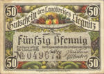 Germany, 50 Pfennig, L43.1b