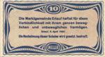 Austria, 10 Heller, FS 181a