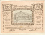 Austria, 20 Heller, FS 138