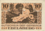 Austria, 10 Heller, FS 140Ib