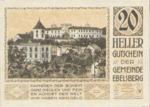 Austria, 20 Heller, FS 140II