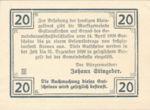 Austria, 20 Heller, FS 218a