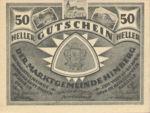 Austria, 50 Heller, FS 374a