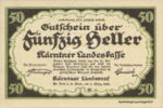 Austria, 50 Heller, FS 427