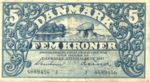 Denmark, 5 Krone, P-0030h