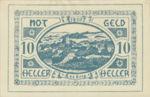 Austria, 10 Heller, FS 505a