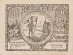 Austria, 20 Heller, FS 662a