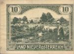 Austria, 10 Heller, FS 671IIa