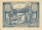 Austria, 20 Heller, FS 671IIa