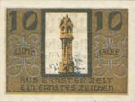 Austria, 10 Heller, FS 673a