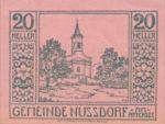 Austria, 20 Heller, FS 677a
