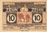 Austria, 10 Heller, FS 679a