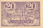 Austria, 20 Heller, FS 692Ie