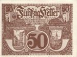 Austria, 50 Heller, FS 692Ia