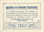 Austria, 30 Heller, FS 643Ia