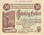 Austria, 50 Heller, FS 801b