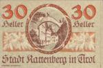 Austria, 30 Heller, FS 821I