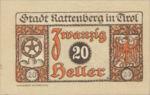 Austria, 20 Heller, FS 821II