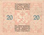 Austria, 20 Heller, FS 834IIa