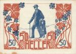Austria, 50 Heller, FS 842