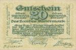 Austria, 20 Heller, FS 1014a