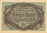 Austria, 50 Heller, FS 862c