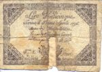 Italian States, 25 Lira, S-0129