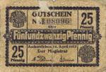 Germany, 25 Pfennig, A29.5a