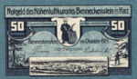 Germany, 50 Pfennig, B18.1c