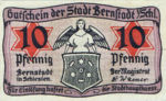 Germany, 10 Pfennig, B36.1a