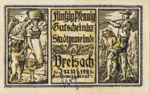 Germany, 50 Pfennig, B84.14