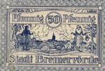 Germany, 50 Pfennig, B87.5b