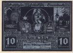 Germany, 10 Pfennig, 372.1