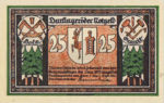 Germany, 25 Pfennig, 258.1