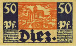 Germany, 50 Pfennig, D15.5e