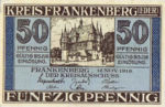 Germany, 50 Pfennig, F12.2