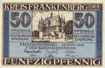 Germany, 50 Pfennig, F12.2