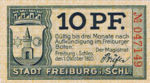 Germany, 10 Pfennig, F22.5a