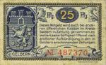 Germany, 25 Pfennig, G5.5