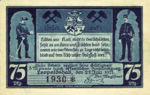 Germany, 75 Pfennig, 794.2a